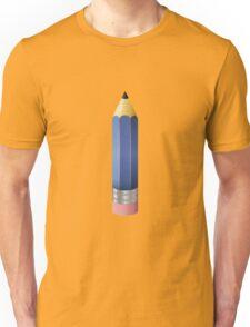 Blue pencil Unisex T-Shirt