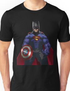 Superhero combo Unisex T-Shirt