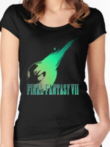 FFVII Women's Fitted Scoop T-Shirt