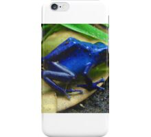 """African Clawed Frog"" by Carter L. Shepard iPhone Case/Skin"