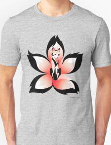 Hana (Flower) Kitsune T-Shirt