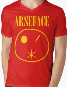 Preacher Mens V-Neck T-Shirt