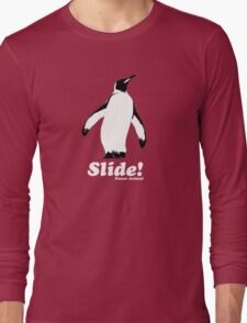 Fight Club Power Animal Slide T shirt Long Sleeve T-Shirt