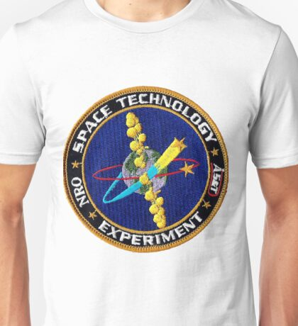 NROL-8: Space Technology Experiment Unisex T-Shirt
