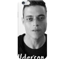 Mr. Robot – Elliot Alderson, Rami Malek iPhone Case/Skin