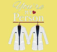 Grey's Anatomy - You're my person Kids Tee