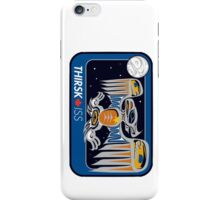 Personal ISS Mission Patch of Robert Thirsk iPhone Case/Skin