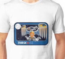 Personal ISS Mission Patch of Robert Thirsk Unisex T-Shirt