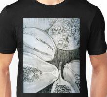Monochrome Fruit Unisex T-Shirt
