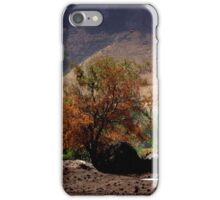 """Canyon Brush"" by Carter L. Shepard iPhone Case/Skin"
