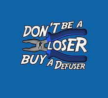 CS:GO Dont be a loser buy a defuser by LexyLady