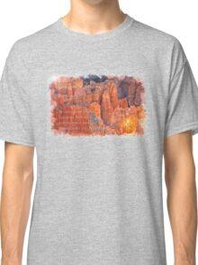 Season's Greetings – Celebrate Nature Classic T-Shirt