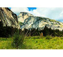 Half Dome Yosemite National Park Photographic Print