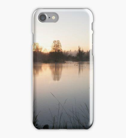 Riparian Sunrise iPhone Case/Skin