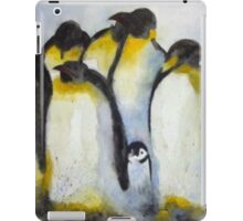 Penguin Party iPad Case/Skin