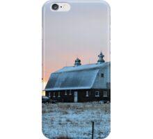 Jay Avenue Barn iPhone Case/Skin
