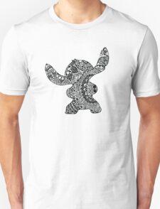 Stitch Zentangle T-Shirt