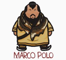 Kublai Khan - Marco Polo One Piece - Long Sleeve