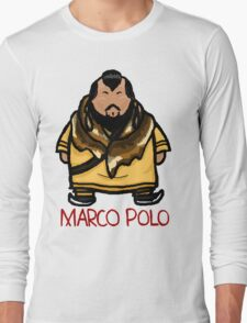 Kublai Khan - Marco Polo Long Sleeve T-Shirt