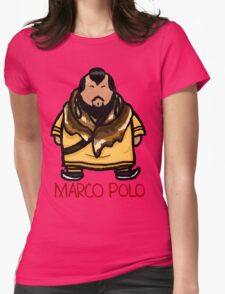 Kublai Khan - Marco Polo Womens Fitted T-Shirt