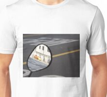 Looking back by  SImon Williams-Im Unisex T-Shirt