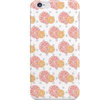 Grapefruit Print Design iPhone Case/Skin