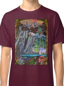 The Gates of Argonath Classic T-Shirt