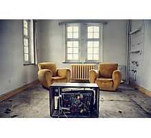 TV room Photographic Print