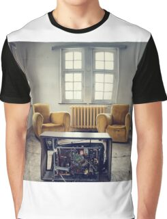 TV room Graphic T-Shirt