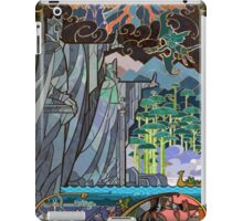 The Gates of Argonath iPad Case/Skin