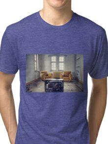 TV room Tri-blend T-Shirt