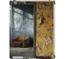 blue room iPad Case/Skin