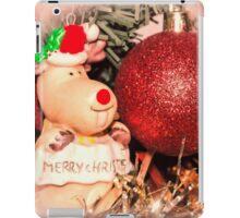 Merry Christmoose iPad Case/Skin