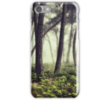 Mystery woodlands iPhone Case/Skin