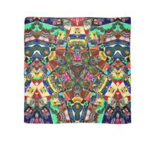 Abstract of Abundant Colors Scarf