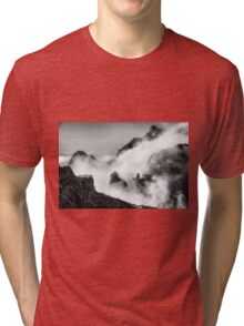 Isle in the clouds Tri-blend T-Shirt