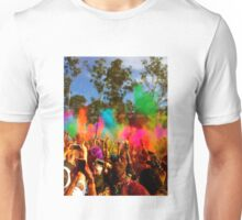 Colourful Happiness Unisex T-Shirt