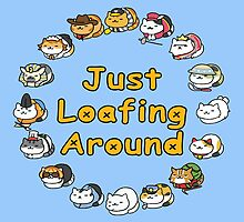 Just Loafing Around by HelloTwinsies