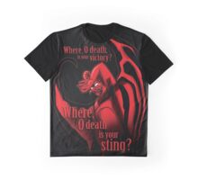 Death Shall Die Graphic T-Shirt