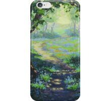 Bluebells and Sunshine iPhone Case/Skin