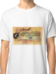Polar Express Bell and Ticket Classic T-Shirt