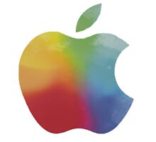 Apple | Colored Logo | NEW!  by Gerald Den