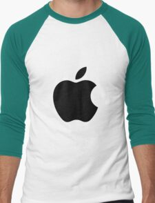 Apple   Apple Black Logo   NEW!  T-Shirt