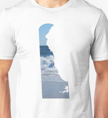 delaware ocean Unisex T-Shirt