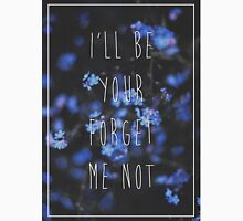 Marianas Trench Forget Me Not Lyric Unisex T-Shirt