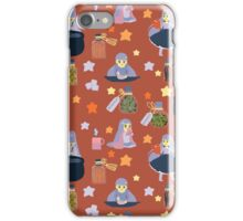 Witch Hot Chocolate iPhone Case/Skin