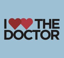 I <3 <3 The Doctor by Nathanthenerd