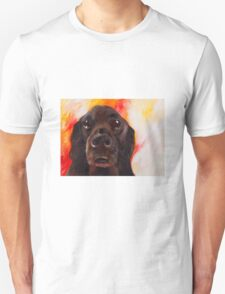 Flat Coated Retriever Unisex T-Shirt