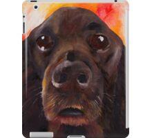 Flat Coated Retriever iPad Case/Skin