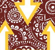 Minnesota Doodle Sticker
